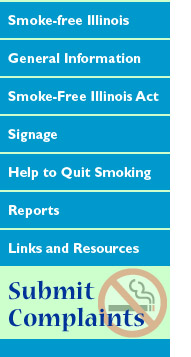 Smoke-Free Illinois banner
